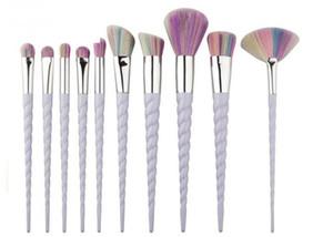 Makeup Brush Set Foundation Brush blush powder Eyeshadow Brush kit 10pcs set Make up Brushes Makeup Tools & Accessories