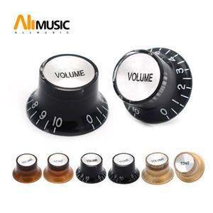 Multi Color Eine Reihe von E-Gitarren-Speed Control Knöpfe Lautstärke und Ton-Regler