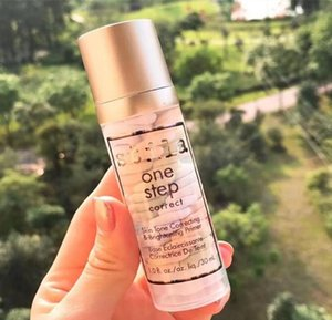 Nouvelle base de maquillage Stila One Step Correct Skin Tone Correcting Primer éclaircissant 30ml Foundation Primer 3colors