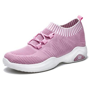 sapatos de hot mulheres Chunky Sneakers Moda Mulheres Plataforma Lace Up rosa Vulcanize Shoes Womens Feminino Trainers Dad Calçados