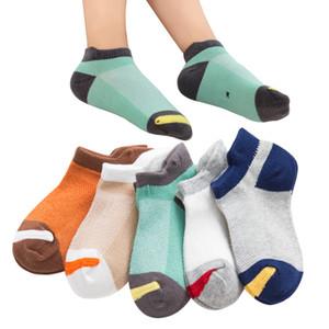 Çocuk Çorap Bahar ve Yaz Moda Nefes Örgü Rahat Kızlar Çorap 12 Yaşında çocuk Çorap