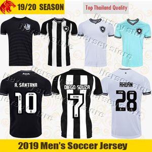 19 20 Botafogo Camisas de futebol DIEGO SOUZA 2019 2020 MARCINHO Botafogo A.SANTANA Camisas de futebol R. PIMPAO JOAO PAULO Camisa