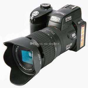 zoom ottico Nuova PROTAX POLO fotocamera digitale D7100 33MP PIENA HD1080P 24X messa a fuoco automatica professionale Videocamera