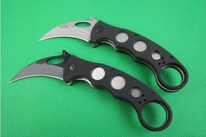 Facas karambit garra lobo faca tático faca de caça multi ferramentas de bolso Survival fixos presente 1pcs faca 01969 A1pa