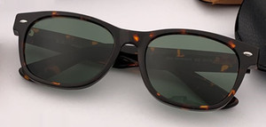 2019 top Fashion Brand designer Sunglasses Men Women Oculos de sol Youth Driving Travel Sun glasses Small Size 55mm 52mm size square lens