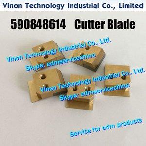 590848614 électroérosion Cutter Lame A327 24x17mm pour Agie classique, Evolution, Excellence, Progrès, CUT1000, CUT2000, CUT3000. Agie EDM PIÈCES 590.848.614