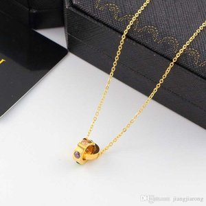 colour diamond pendant big BVL brand women jewelry Factory wholesale 18K gold plated hot sell jewelry can carving logo
