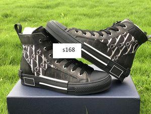 scatola originale abbassa Tanvas tecnici Marca B23 sneaker uomo s scarpa da tennis delle donne Trainer Scarpe scarpe di tela moda Nuovo caldo
