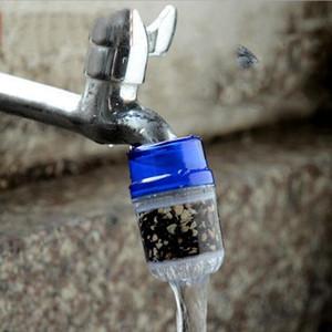 Главная Углерод водоочиститель угольный фильтр Диспенсер для воды кран фильтр для воды очиститель бытовой кран Сетчатый фильтр очистителя DHB659