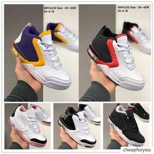Erkekler Kadınlar 12s Whtie Pembe Siyah Sneakers Eğitmenler Eğitim EUR 36-45 İçin 2020 Yeni Erkek Jumpman 12 Büyük Fonu GS Spor Basketbol Ayakkabı