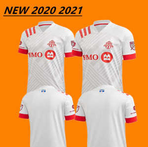 Di Shiping Toronto FC maglie calcio PRINCIPALE 2021 Altidore POZUELO della camicia di calcio 2020 camicie Toronto MORROW BRADLEY Divisa Uniform