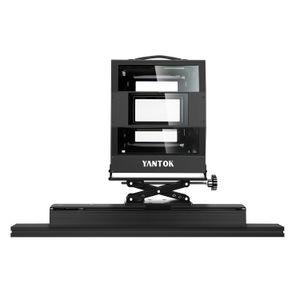 Passive 3D Polarização sistema triplo feixe 3D Theater modulador para profissional cinema 3D passiva sistema YANTOK YT-PS500MX