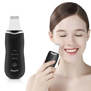 Professionelle Ultraschallgesichtshaut Wäscher-Ionen tief wiederaufladbare Hautpflege Instrument Schönheit Instrument 42 Reinigung Peeling