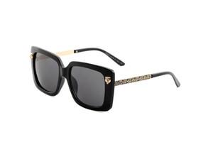 Hot Wholesale Neutral Metal Sunglasses 4193829 de haute qualité lunettes de soleil pour hommes Livraison gratuite Taille: