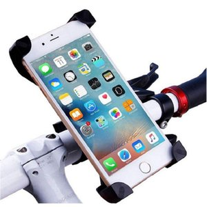 cell phone holder Universal Bike Mount Holders Adjustable 360°Rotation Bicycle Motorcycle mount for 4-7 inch mobile