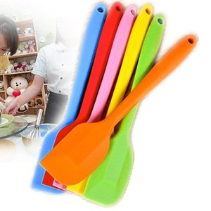 Baking tools spatula for cake kitchen cream mixer Ice scoop Cream scraper silicone baking pastry