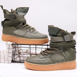 2019 Botas zapatillas de deporte corrientes campo SF AF 1 Calzado Hombre diseñador de las mujeres Deportivo Formadores Street