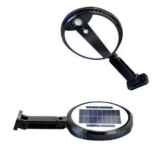 LED солнечный свет Пульт дистанционного управления ИК-датчик движения настенный светильник LED Solar Power 450LM 70 2835SMD Открытый водонепроницаемый свет