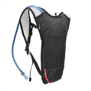 Outdoor Running Backpack With 2L Water Bag Breathable Outdoor Cycling Hiking Hydration Accessories New