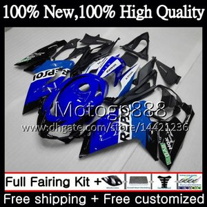 Injection Repsol blue for Aprilia RS4 RSV125 06 07 08 09 10 11 RS-125 0PG22 RS 125 R RS125 2006 2007 2008 2009 2010 2011 Fairing Bodywork