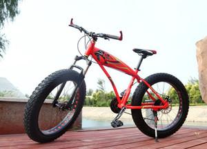 4,0 26 дюймов Fat Tire Mountain Bike, двойной подвески рамки горный велосипед