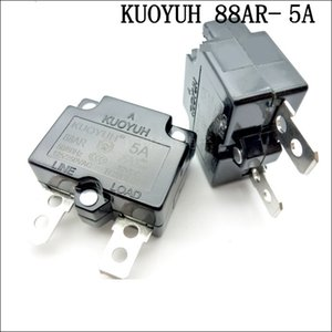 Taiwan KUOYUH Sovracorrente Protector Overload Switch Reset automatico 5A serie 88AR