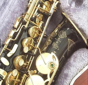 Super Action 80 Series II Or Black Gold Alto Eb Tune Saxophone 802 Modèle E Plat SAX AVEC BUDEAU PROFESSIONNELLE LIVRAISON GRATUITE