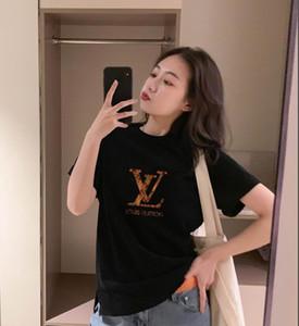 2019 tops luxus designer marke paris druck logo t-shirts aus reiner baumwolle t-shirts für herren frauen sommer frau kurz t poloshirt kleidung