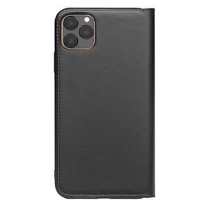 Kart Yuvası ile iphone11 yanlısı El yapımı İş Kapak Deri Flip Case