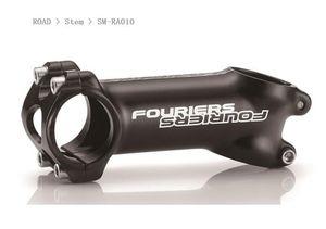 FOURIERS Road Bike STEM ultraleggero 3D forgiato stelo con biciclette canotto 7/17 gradi 60-130MM