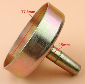 Cilindro de embreagem 7T 9T Square FIT CG430 43A BG430 430 TL43 TL52 PEÇAS PARA CORTADOR DE ESCOVA DE ESCOVADORA STRIMMER
