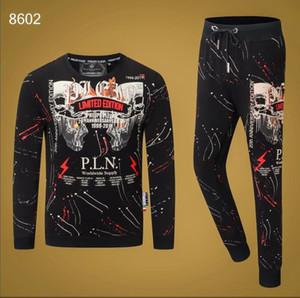2020 Tute da uomo Felpe Abiti Tute sportive di lusso Uomo Felpe con cappuccio Giacche Cappotto da uomo Medusa Sportswear Felpa Tuta da giacca set5