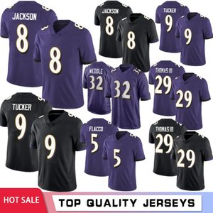 8 Lamar Jackson fútbol jerseys 29 Earl Thomas 15 marquesa Brown 9 Justin Tucker 21 Mark Ingram II 55 Suggs 81 Hurst 2020
