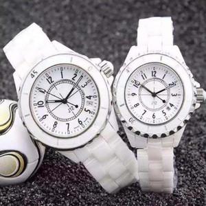 2020 Известный дизайнер CC Женщина часы 33 часов класса люкс из нержавеющей стали Специальных полос Леди наручных часов Nice мода платье Пары смотреть 40MM