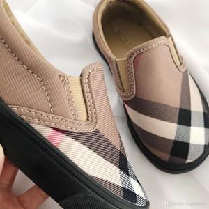 Scarpa catamite 2019 Nuovo designer di lusso Scarpe da ragazzo / ragazza in vera pelle Scarpe da bambini di alta qualità con cuciture fatte a mano