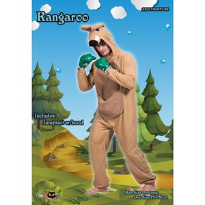 handsome interesting Kangaroo Mascot Costumes lovely cute animal Costumes Carnival costume party performance props Halloween costumes