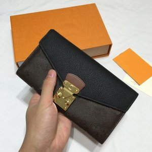 Designer Women Classic Wallets & Holders Fashion Note Compartment Wallet Luxury Lady Small Necessary Shipping Women Bag 4