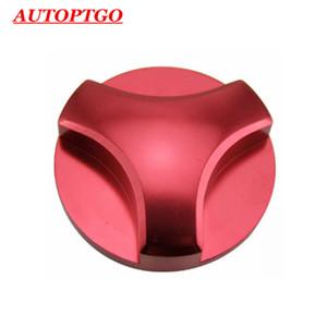 Se adapta a la mayoría de Mitsubishi Racing Engine Lock Style Tapa de llenado de aceite Tapa del tanque de combustible Tapas de válvula Tapas de estilo