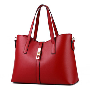 TOP quality Women bag PU Letaher Women's Leather Handbags Luxury Lady Hand Bags With Purse Pocket Women messenger bag Big Tote Sac Bols