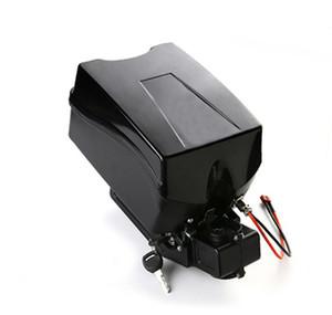 Batteria al litio pieghevole ricaricabile della batteria della bici della Cina 48V 20ah per 500w a 1500W motore + caricatore di BMS + 54.6V 2A