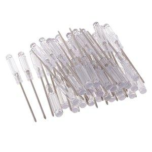 50 штук Многоцелевой Набор прецизионных отверток Набор с прозрачной ручкой