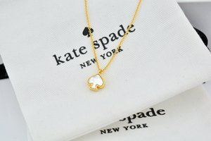 Designr Jewelry Inlaid Natural Mother-of-pearl Hearty Necklace Clavicle Chain Jewelry 925 Sterling Silver Necklace Jewelry