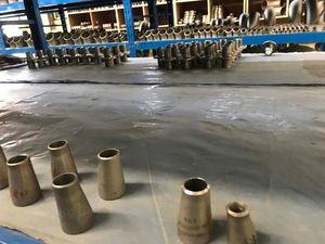 Toptan En Kaliteli Titanyum Konsantrik Düşürücüler Gr1 titanyum eksantrik redüktör TITANYUM GR 2 CONCENTRIC REDUCER sıcak satış