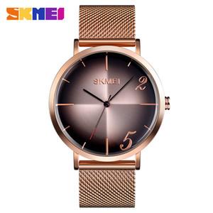 Tremolo gleiche Online-rote Uhr, Instant heißen Verkauf, wasserdicht, grenzüberschreitender Art und Weise, allmähliche Veränderung Farbe, online-Band-Uhr der Männer, Quarz