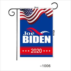 7Styles 45 * 30cm Biden Bayrak 2020 Tut Amerika Büyük Yine Abd Başkanı Seçim Baskılı Bayrak Parti Dekoru Banner DHD266