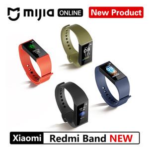 Inteligente Corazón Xiaomi redmi Banda 4 Tasa de deporte de la aptitud del perseguidor de Bluetooth 5.0 impermeable pulsera táctil pantalla grande pulsera de color