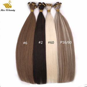 Dark Brown Blonde Platinum Color Hair Extensions Hand Made Hair Bundles Hand Tied Weft Remy Human Hair Cuticle Aligned 12-26inch