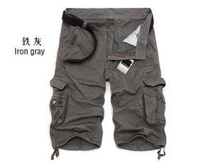 Cargo Shorts Men Cool Camouflage Summer Hot Sale Cotton Men Short Pants Clothing Comfortable Camo Cargo Shorts