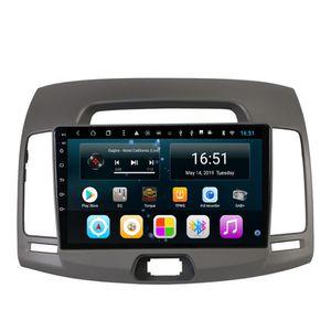 Android 10.1inch 8-core for hyundai elantra 2007-2011 Car Multimedia Player Radio WIFI Bluetooth GPS Navigation Wifi Head Unit