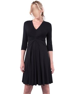 Dr957 Is Spanned Single Europe And America Pregnant Women Dress New Style Long Sleeve Maternity Dress Kate Princess Celebrity St